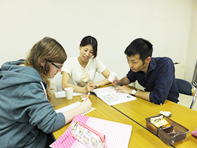 Japanese Language Group Support